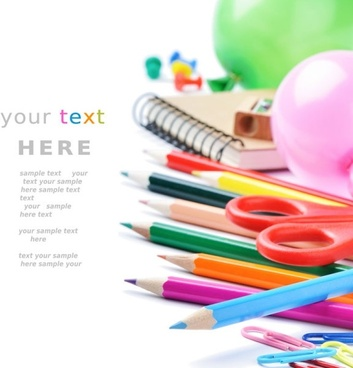 color stationery 04 hd pictures