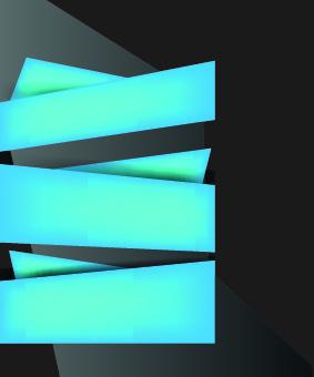 color strip vector background