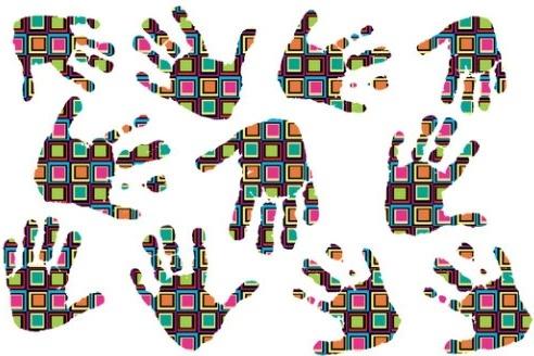 color vector fashion fingerprints
