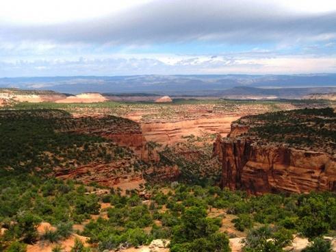 colorado landscape mountains