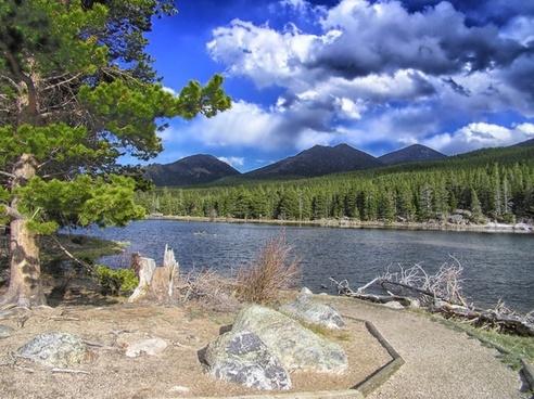 colorado landscape scenic