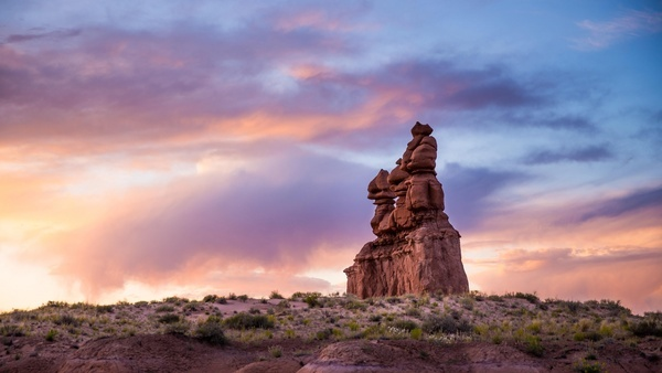 colorado plateau desert geology landscape national
