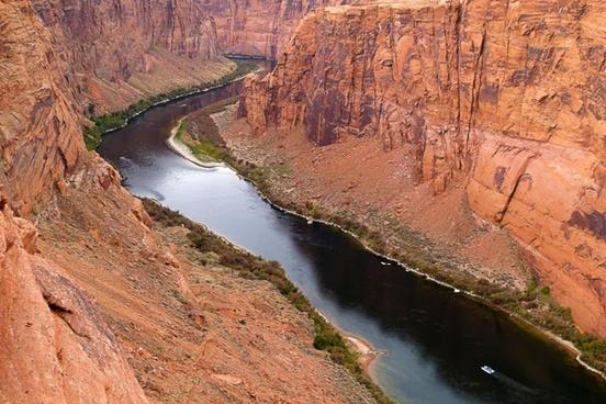 colorado river water glen canyon