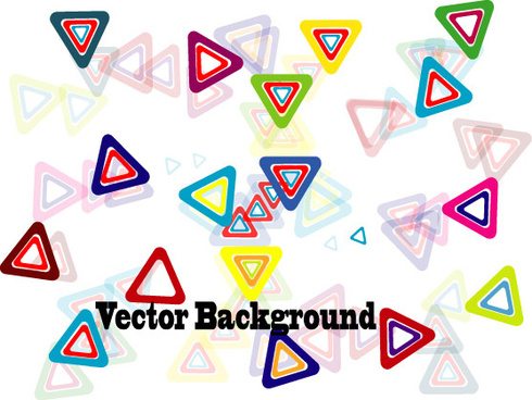 colored design vector graphic