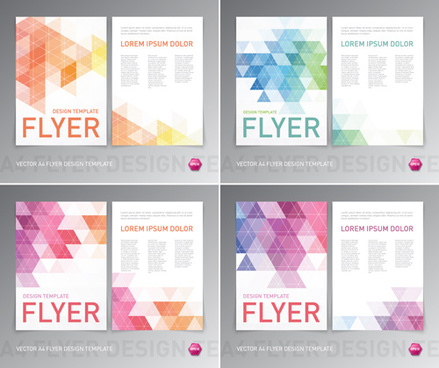 background colorful flyers free vector download 56 919 free vector
