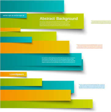 colored paper background vectors graphic