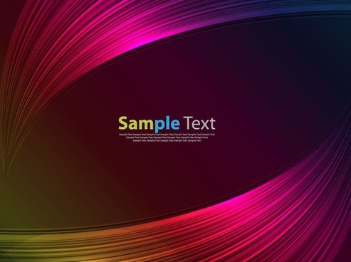 colorful abstract background design vector illustration