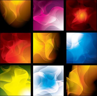 colorful abstract elements art background