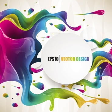 colorful background 01 vector