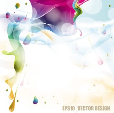 colorful background 03 vector