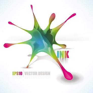 colorful background 04 vector