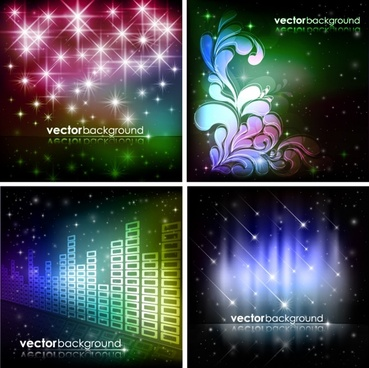 colorful bright colorful background vector
