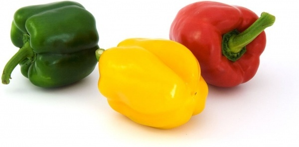 colorful food pepper