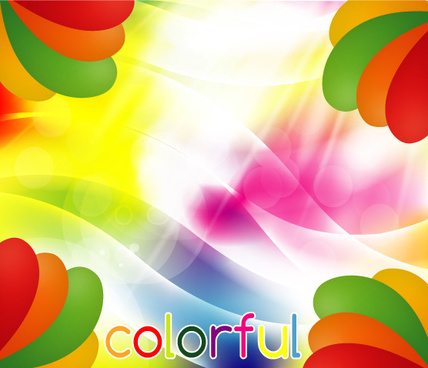 colorful free vector graphic