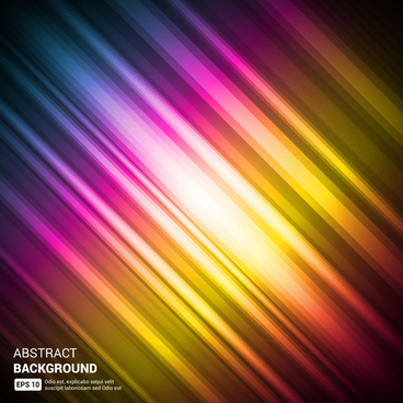 colorful light abstract background