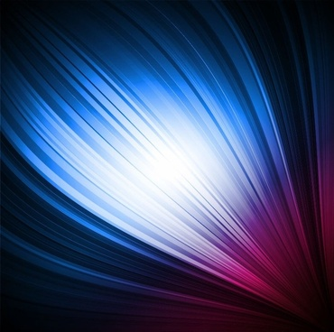 Colorful Smooth Vector Background