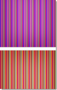 colorful stripes seamless vector pattern
