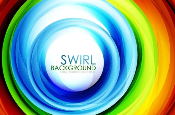 colorful trend background 01 vector
