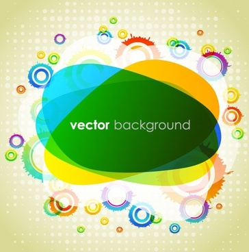 colorful vector background 3