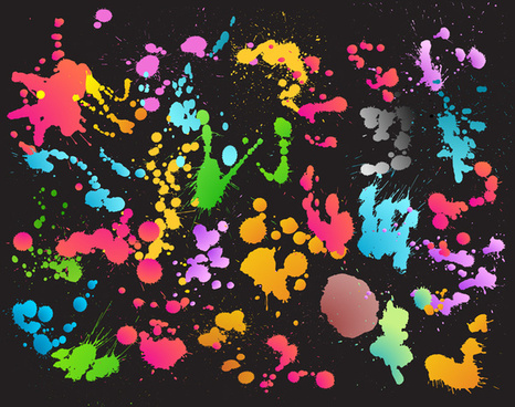 Colourful free vector download 834 Free vector for commercial use