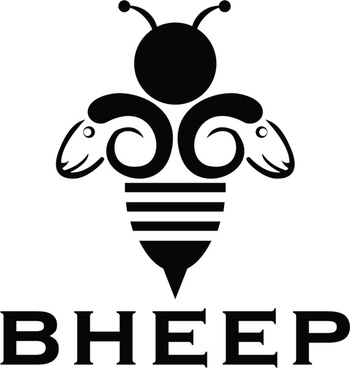 combination of bee and sheep
