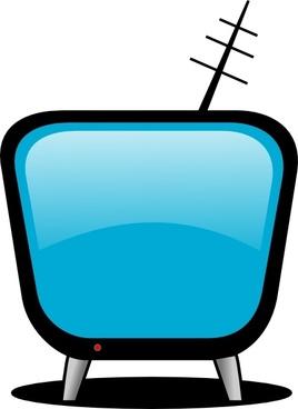 Comic Tv clip art
