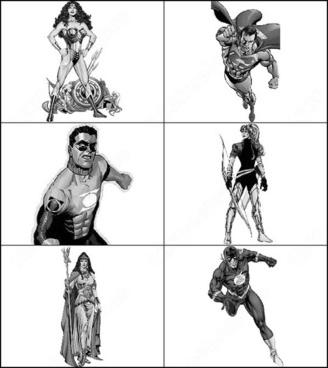 comics brush