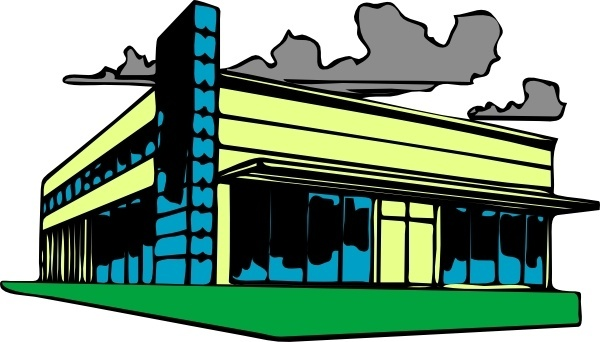 Commercial Real Estate clip art