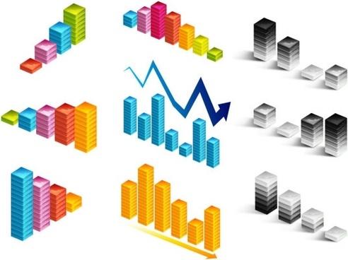commercial threedimensional data figure psd layered