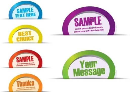 common labels 04 vector