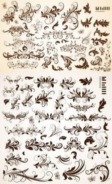 common pattern vector