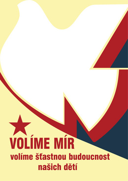 communistic poster