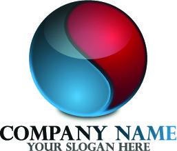 company logos creative design vector