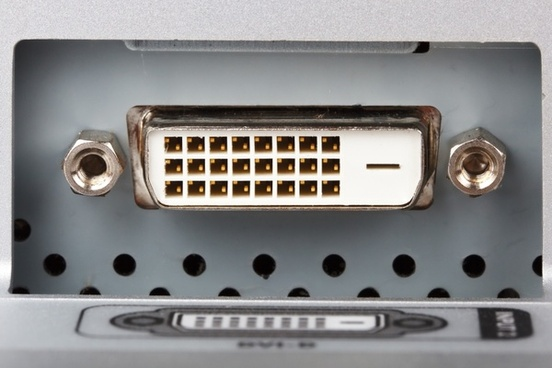 computer connection connector