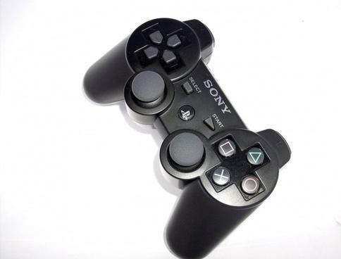 computer game joystick