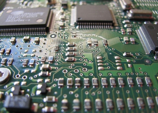 computer main board chips