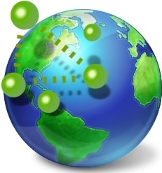 Comunication earth