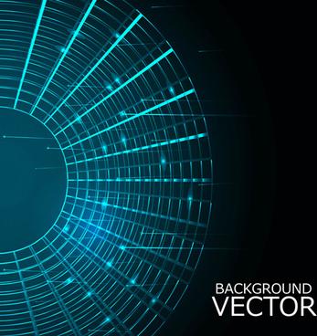 concept shiny background vector set