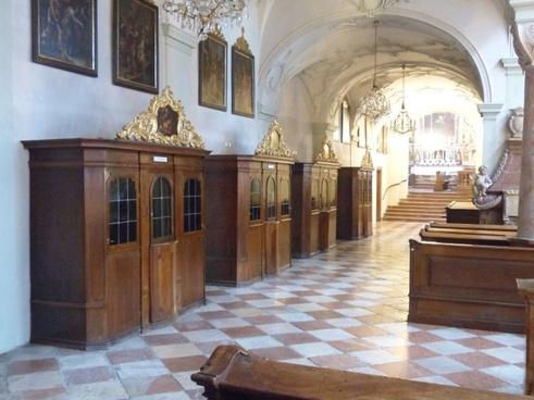 confessional confession catholic church
