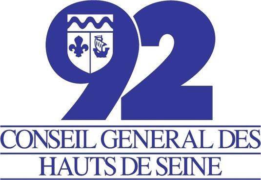 conseil general des hauts de seine 92