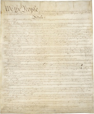 constitution united states usa