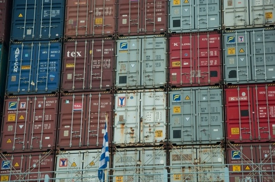 container harbour hamburg