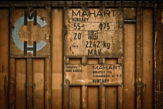 container steel hungary