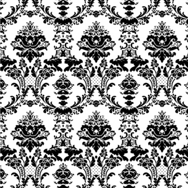 continental exquisite patterns vector
