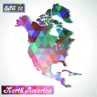 vector cartoon continent map free vector download 19 265 free