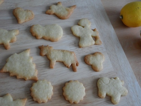 cookie winter christmas