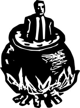 Cooking Pot clip art