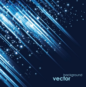 cool blue background vector 3 glare