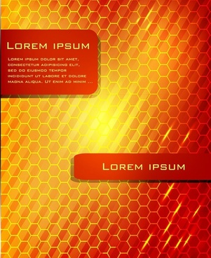 cool glare background vector 1