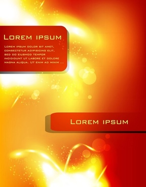 cool glare background vector 2